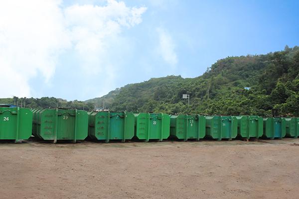 废弃油脂收集箱